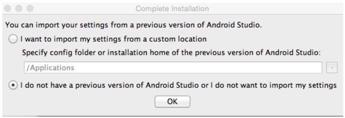 Indrodução ao Android - Instalação completa