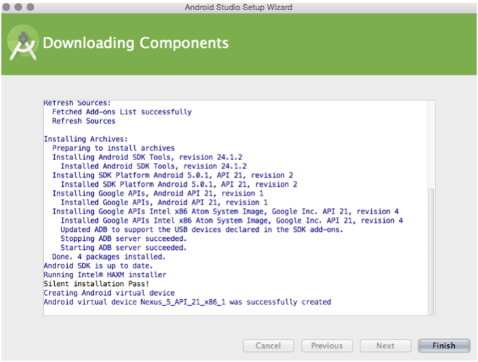 Android - Download Componets2
