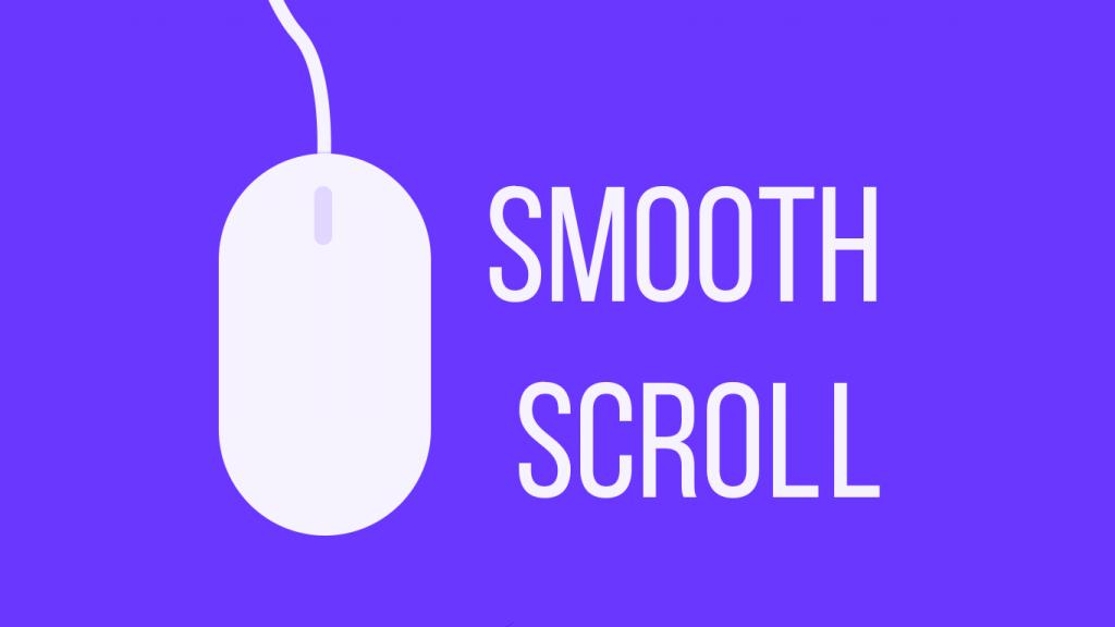 Dicas de CSS - Smooth Scroll