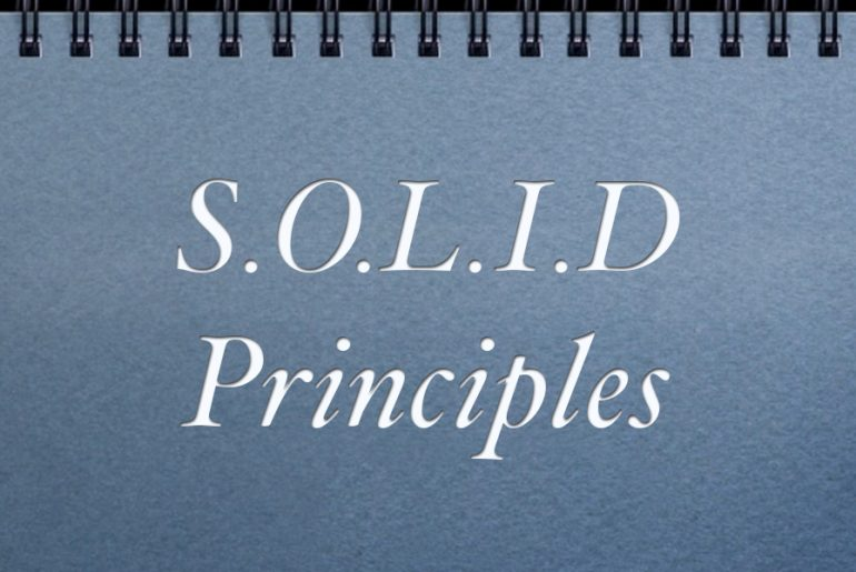 Solid principles